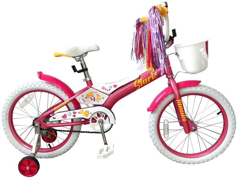 Велосипед Stark Tanuki 18 Girl (2019)  - купить со скидкой