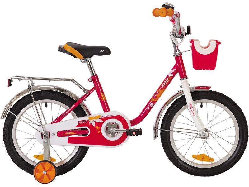 Велосипед Novatrack Maple 16 2019
