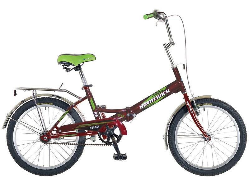 Велосипед Novatrack FS-30 2016