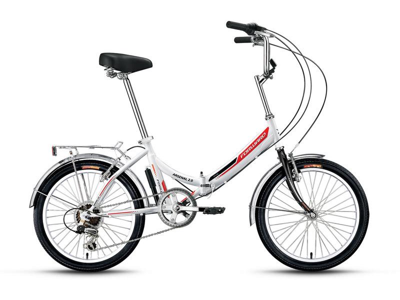 Велосипед Forward Arsenal 20 2.0 2019