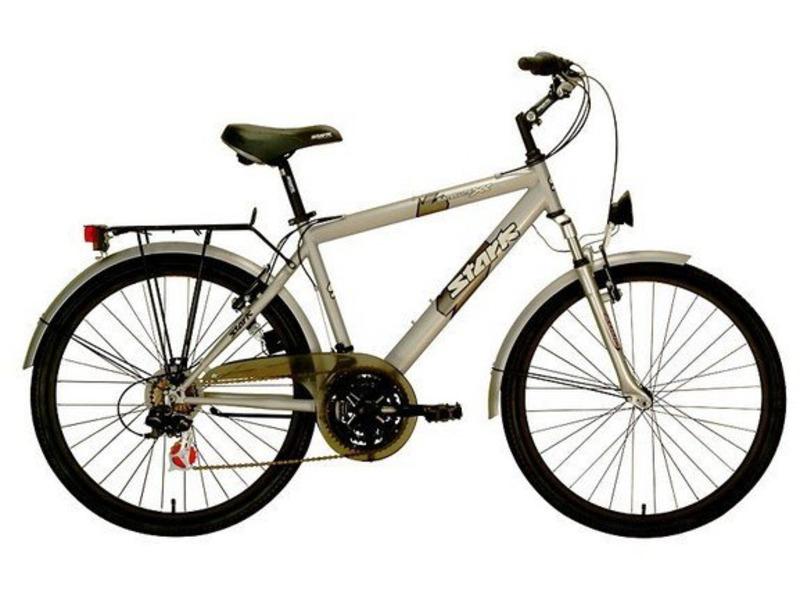 Купить Велосипед Stark SATELLITE MAN (2007) в интернет магазине велосипедов. Выбрать велосипед. Цены, фото, отзывы