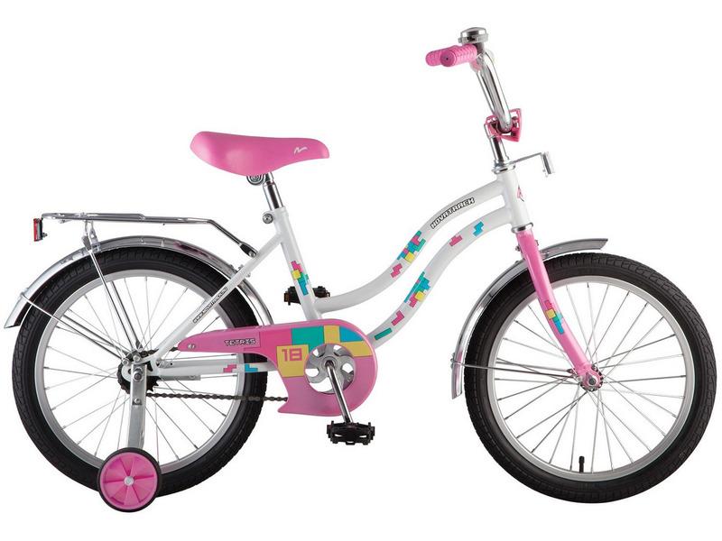 Велосипед Novatrack Tetris 18 (2018)  - купить со скидкой