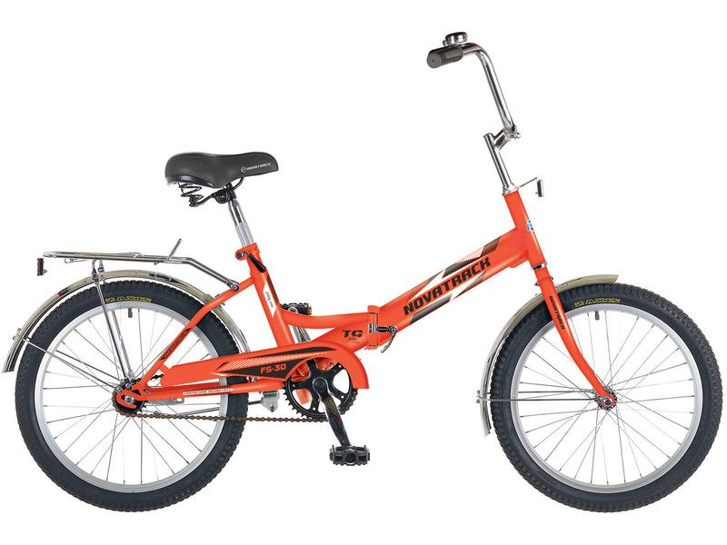Велосипед Novatrack FS-30 2018