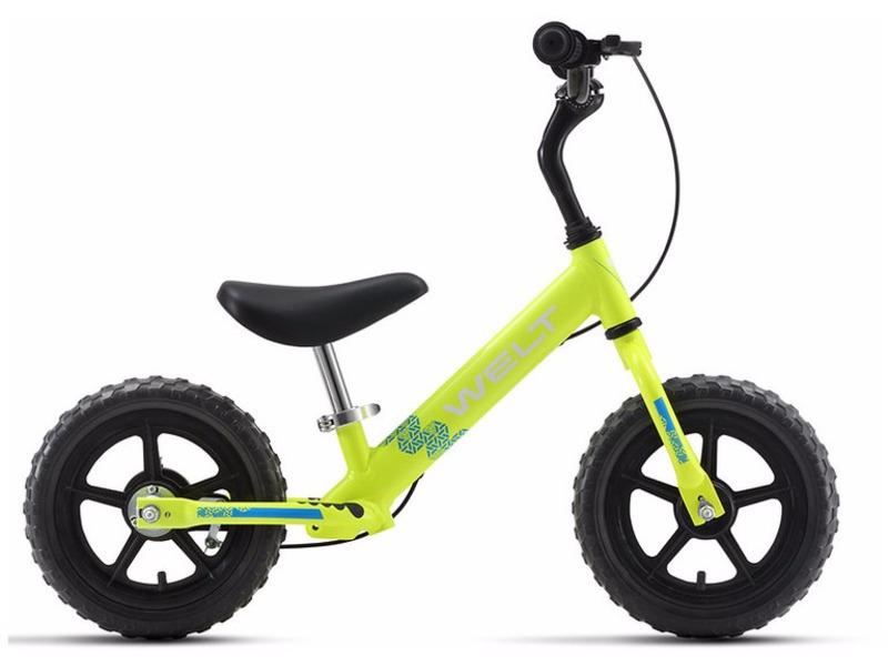 Велосипед Welt Zebra 12 2019