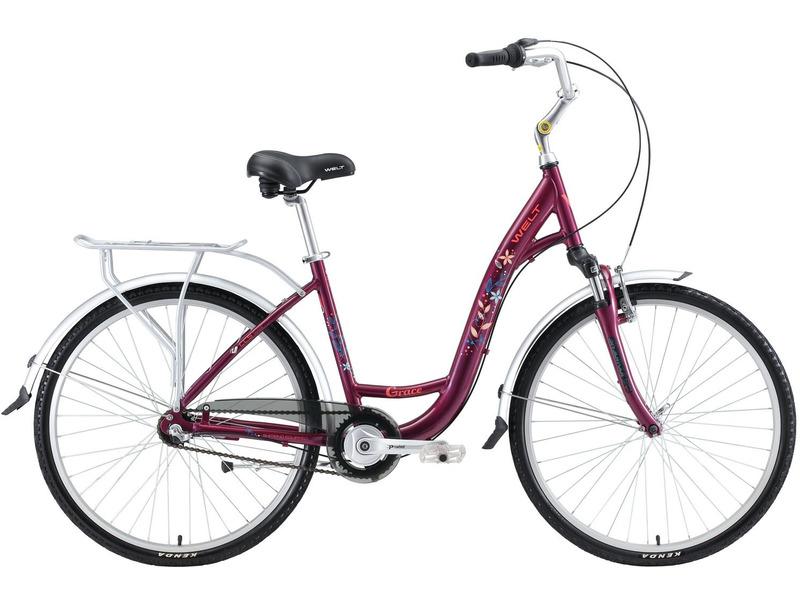 Купить Велосипед Welt Grace (2019) в интернет магазине. Цены, фото, описания, характеристики, отзывы, обзоры
