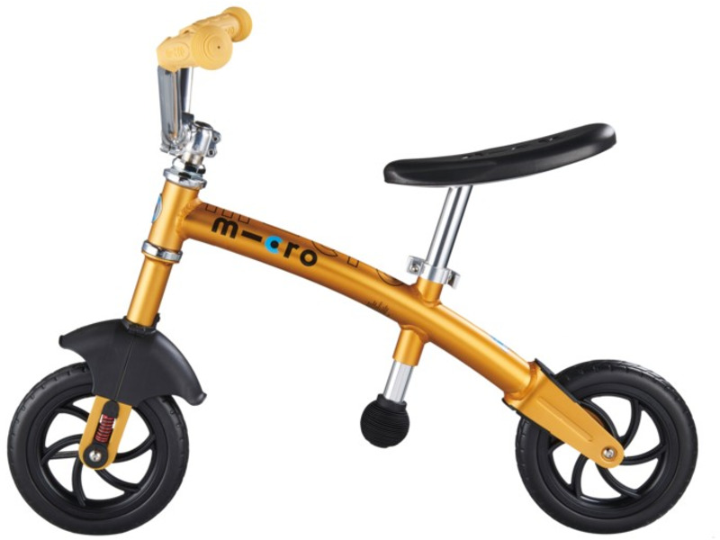 Велосипед Micro G-bike Чоппер Делюкс 2019