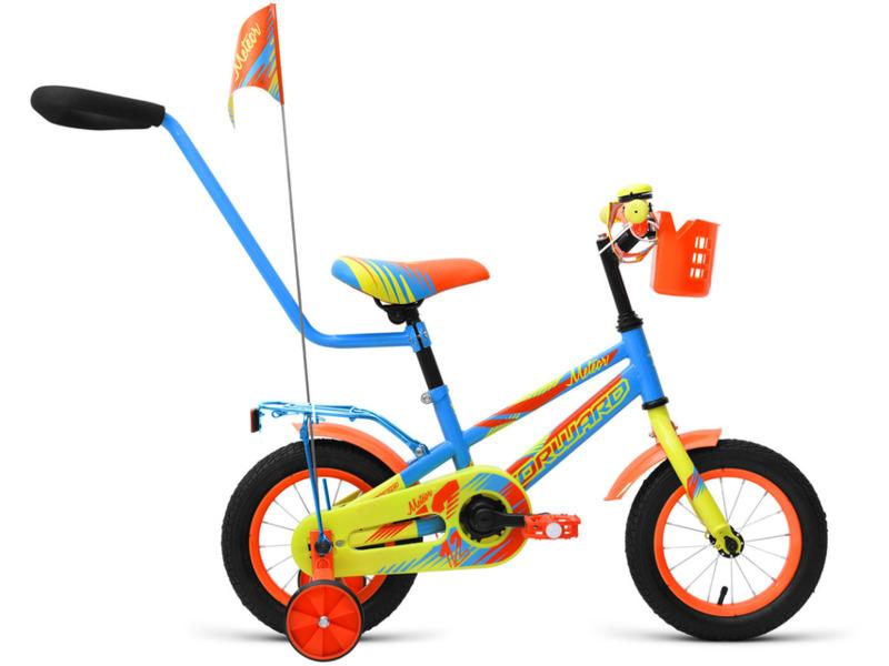 Велосипед Forward Meteor 12 (2019)  - купить со скидкой