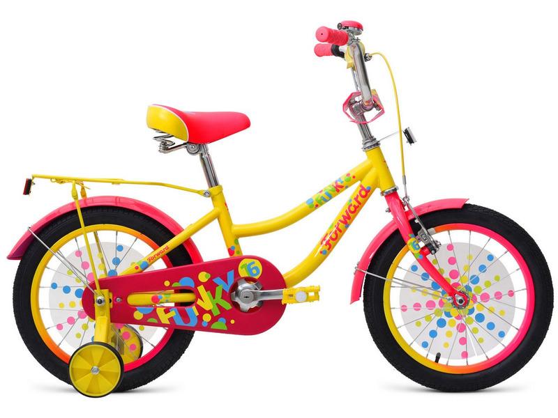 Велосипеды Детские Forward Funky 16 (2019) фото