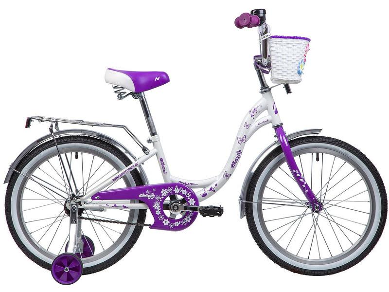 Купить Велосипед Novatrack Butterfly 20 (2019) в интернет магазине. Цены, фото, описания, характеристики, отзывы, обзоры