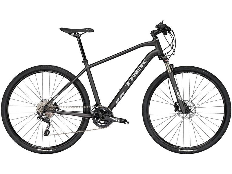 Велосипед Trek DS 4 2018