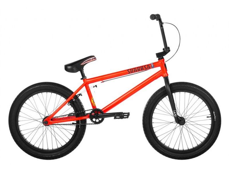 Велосипед Subrosa Salvador BMX 20 2019