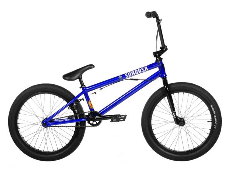 Велосипед Subrosa Salvador Park BMX 20 2019