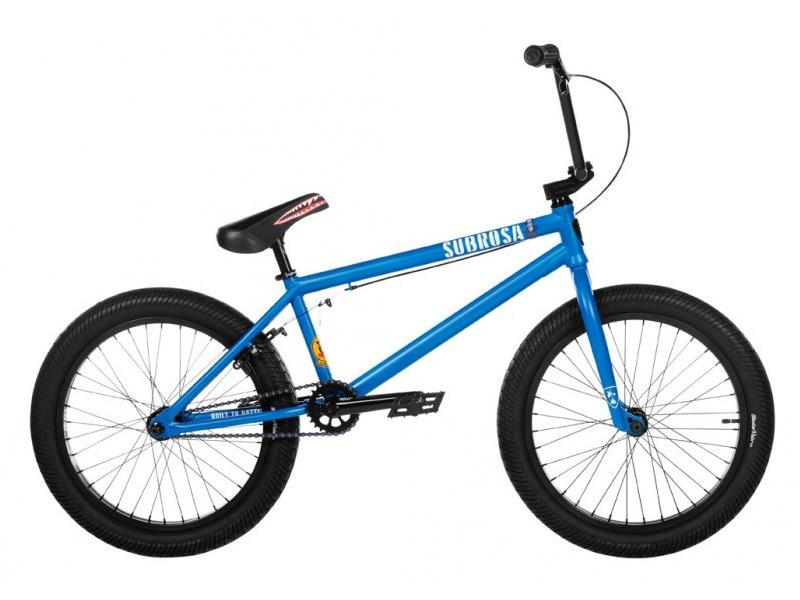Купить Велосипед Subrosa Salvador XL FC BMX 20 (2019) в интернет магазине. Цены, фото, описания, характеристики, отзывы, обзоры