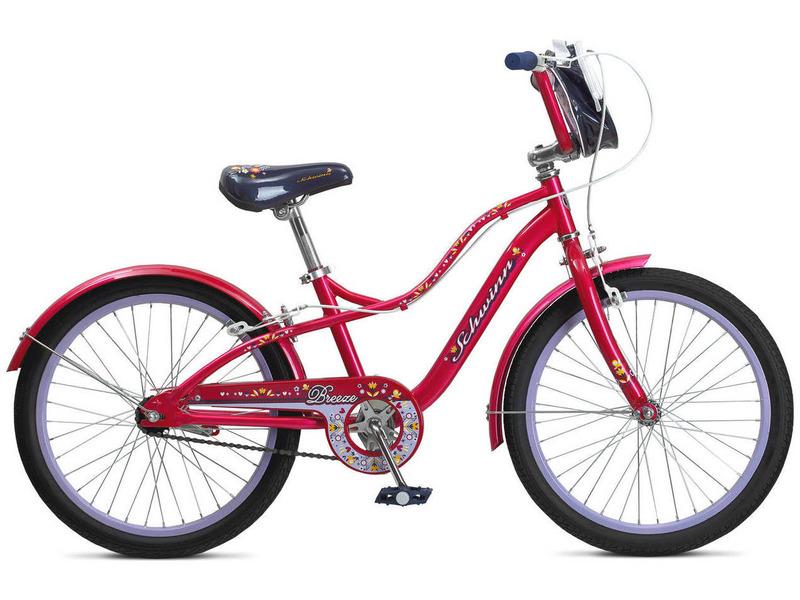 Велосипед Schwinn Breeze 20 (2019)  - купить со скидкой