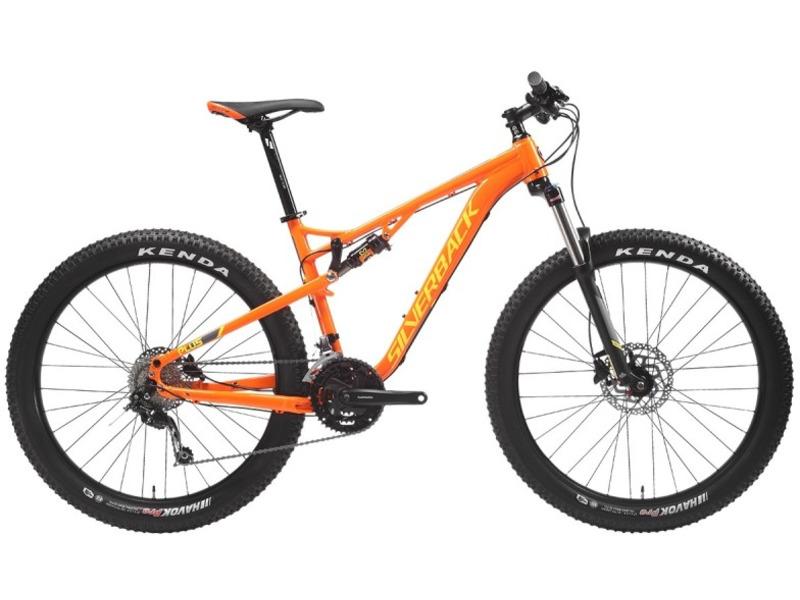Велосипед Silverback Sprint Plus 2 2017