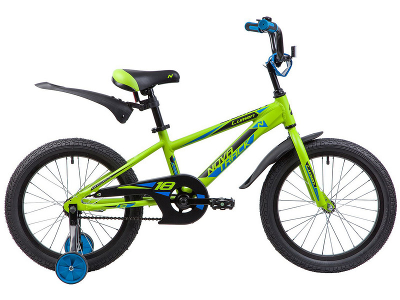Велосипеды Детские Novatrack Lumen 18 (2019) фото