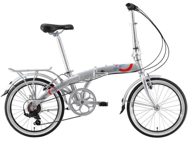 Велосипед Welt Subway 20 2019