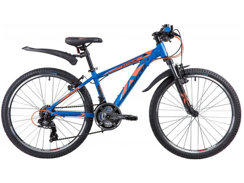 Велосипеды Подростковые Novatrack Extreme 24 (2019) фото