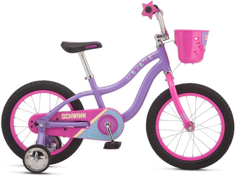 Велосипеды Детские Schwinn Lil Stardust 16 (2019) фото