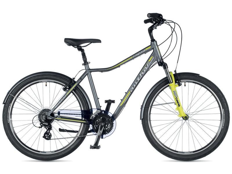 Велосипед Author Rapid 2019