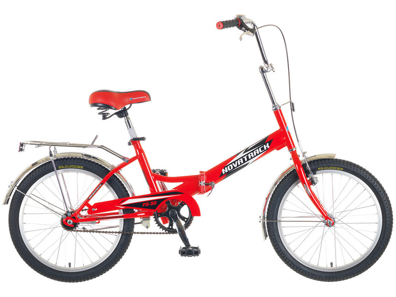 Велосипед Novatrack FS-30 2015