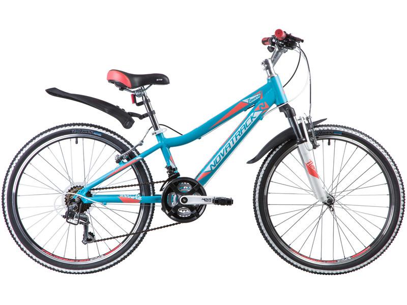 Велосипеды Подростковые Novatrack Novara 24 (2019) фото