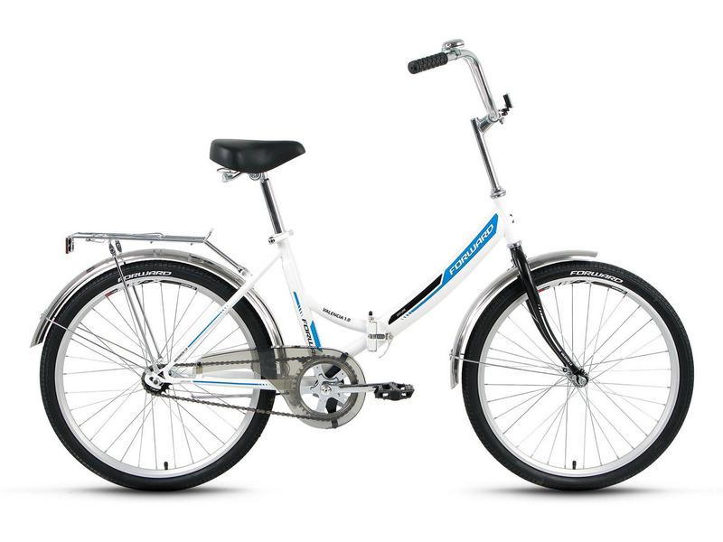 Велосипед Forward Valencia 24 1.0 2019