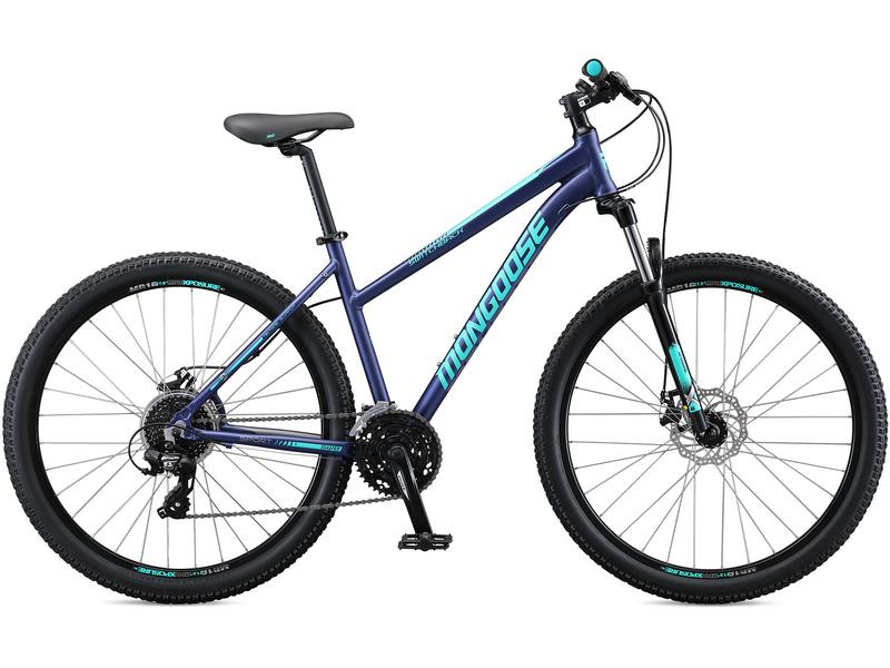Купить Велосипед Mongoose Switchback Sport Womens (2019) в интернет магазине. Цены, фото, описания, характеристики, отзывы, обзоры