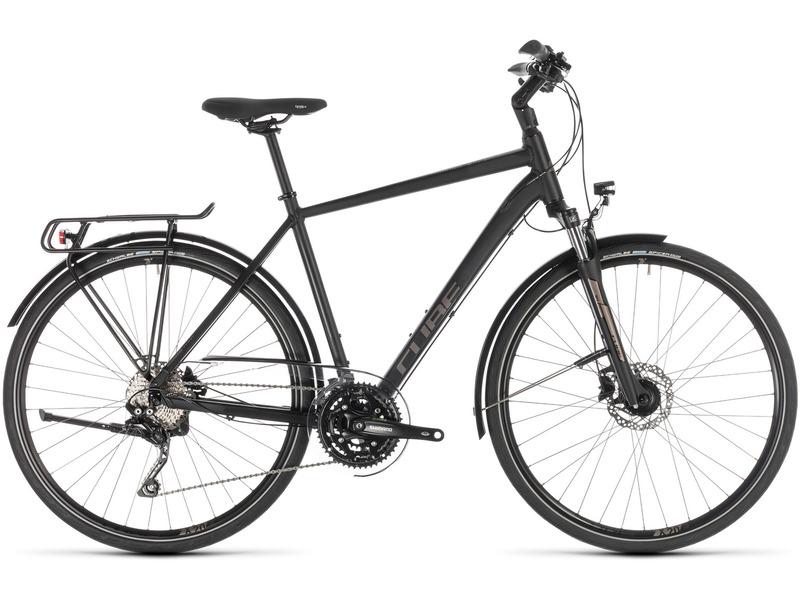 Велосипед Cube Touring EXC 2019