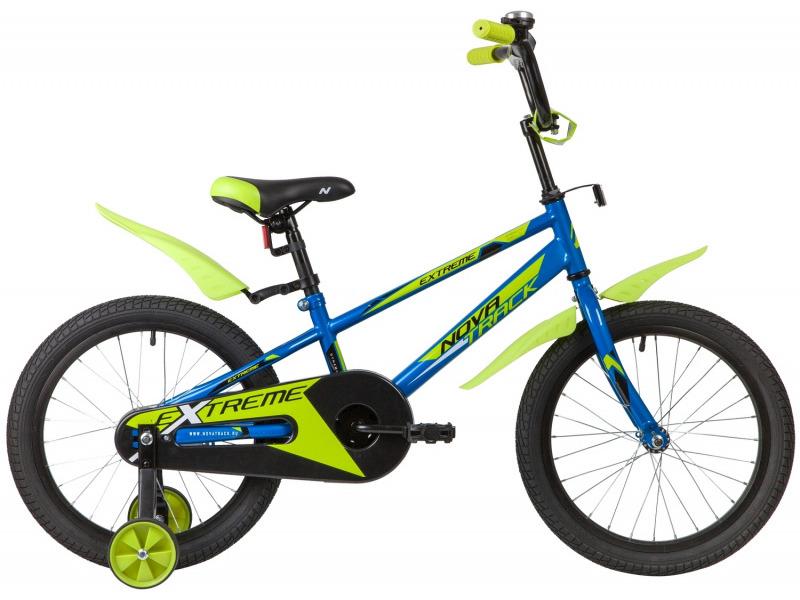 Велосипед Novatrack Extreme 16 (2019)  - купить со скидкой