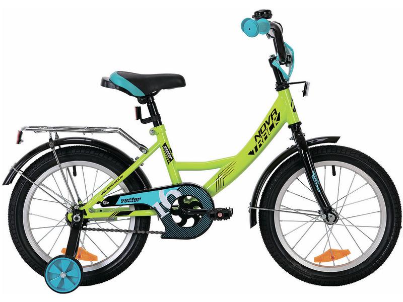Купить Велосипед Novatrack Vector 16 (2019) в интернет магазине. Цены, фото, описания, характеристики, отзывы, обзоры