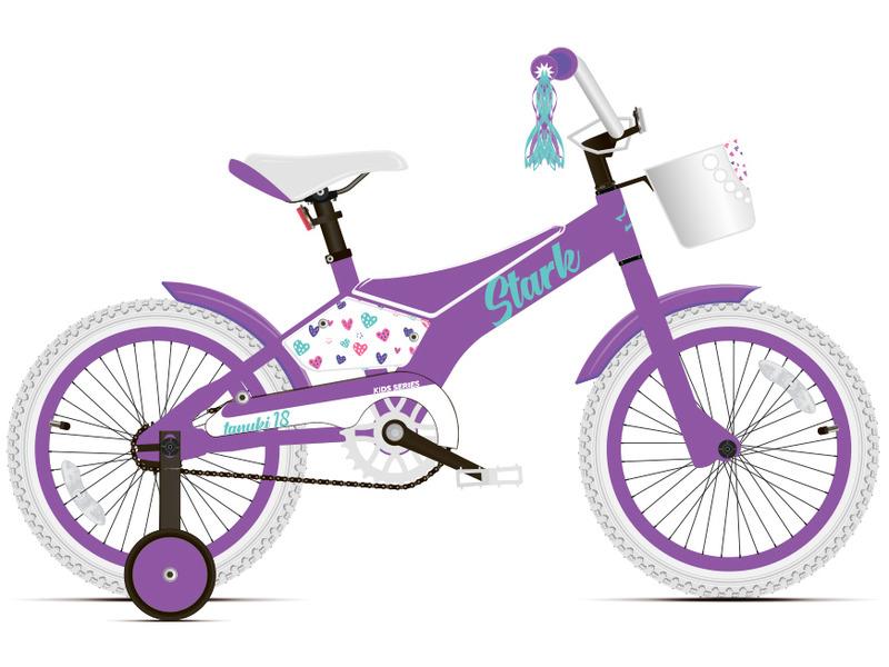 Велосипед Stark Tanuki 18 Girl 2020