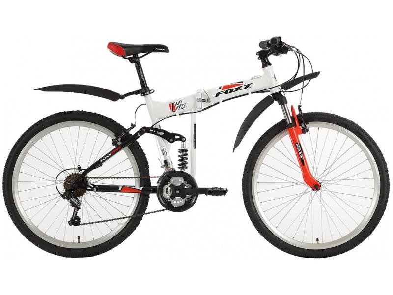 Купить Велосипед Foxx Zing F1 V (2018) в интернет магазине. Цены, фото, описания, характеристики, отзывы, обзоры