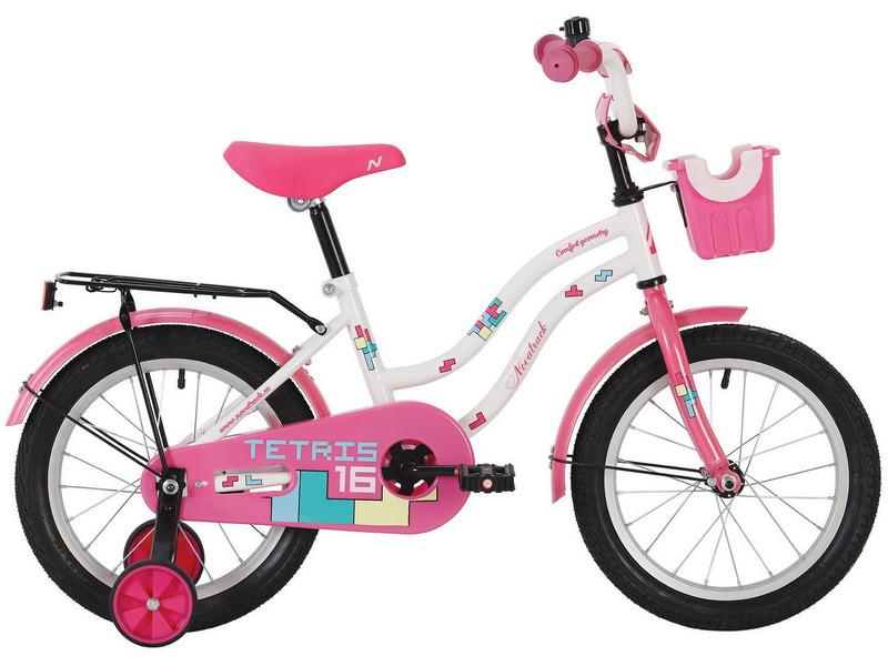 Купить Велосипед Novatrack Tetris 14 (2020) в интернет магазине. Цены, фото, описания, характеристики, отзывы, обзоры