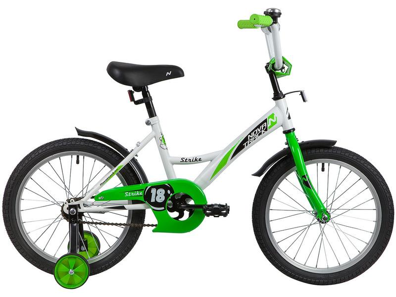 Велосипед Novatrack Strike 18 2020