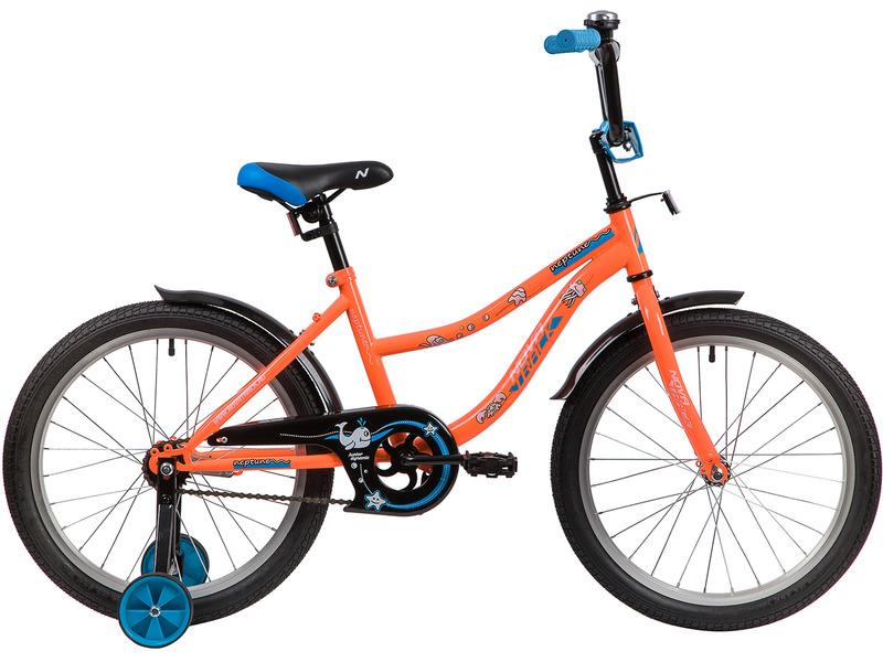 Купить Велосипед Novatrack Neptune 20 (2020) в интернет магазине. Цены, фото, описания, характеристики, отзывы, обзоры