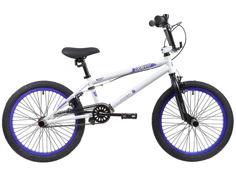 Велосипед Stinger BMX Graffitti 2019