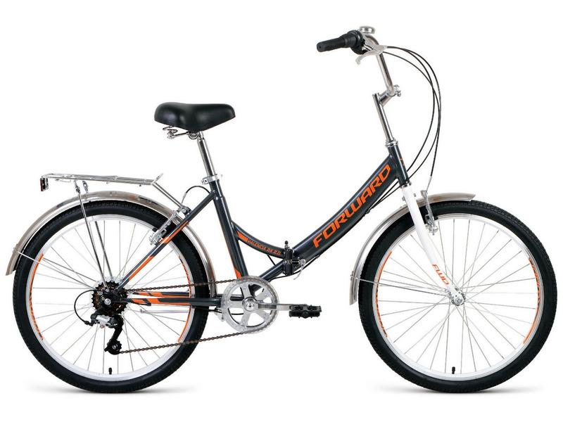Велосипед Forward Valencia 24 2.0 2020