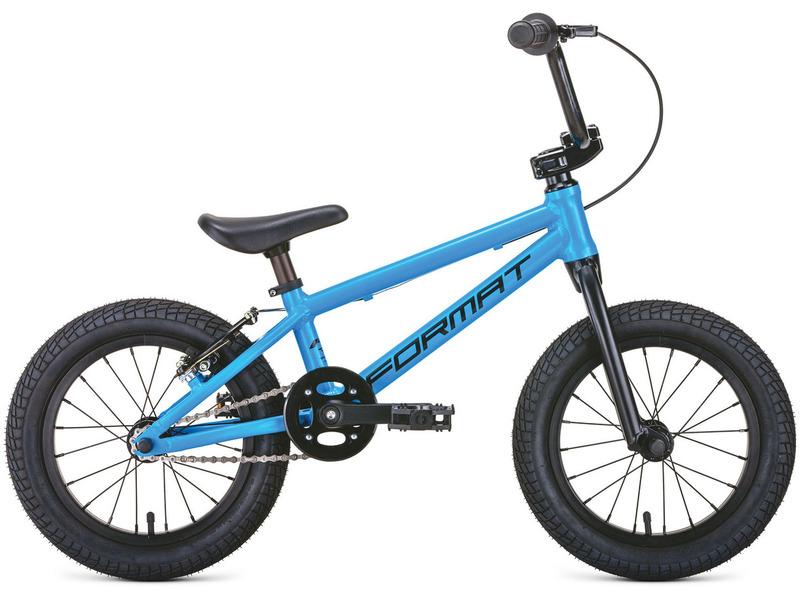 Купить Велосипед Format Kids 14 (2020) в интернет магазине. Цены, фото, описания, характеристики, отзывы, обзоры