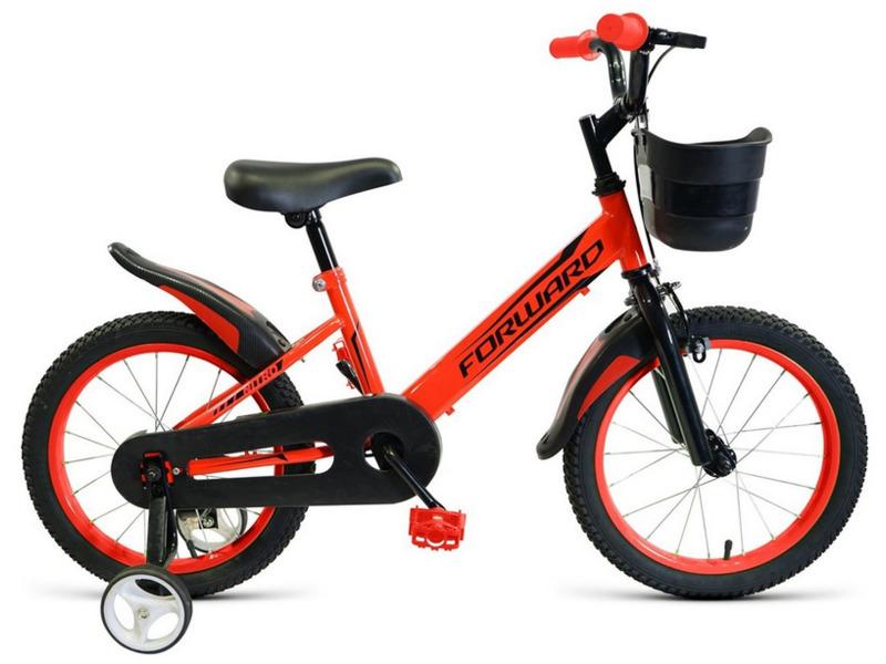 Велосипеды Детские Forward Nitro 16 (2020) фото