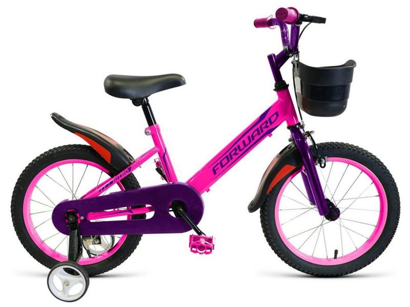Велосипеды Детские Forward Nitro 18 (2020) фото