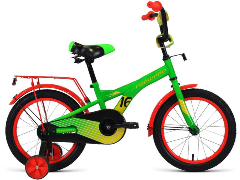 Велосипеды Детские Forward Crocky 16 (2020) фото