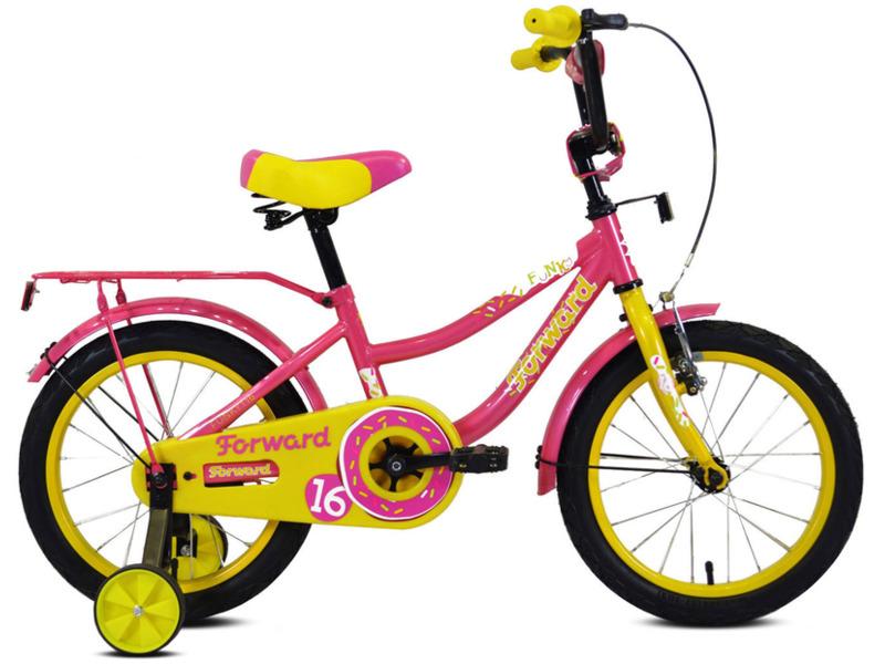 Велосипед Forward Funky 18 2020