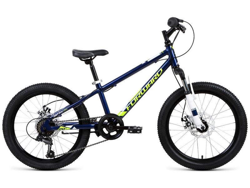 Велосипед Forward Unit Pro 20 Disc 2020
