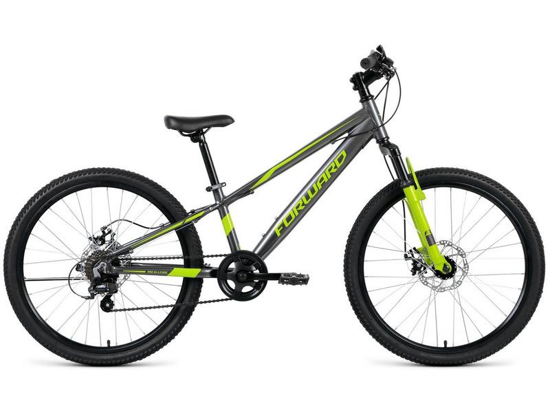 Велосипед Forward Rise 24 2.0 Disc 2020