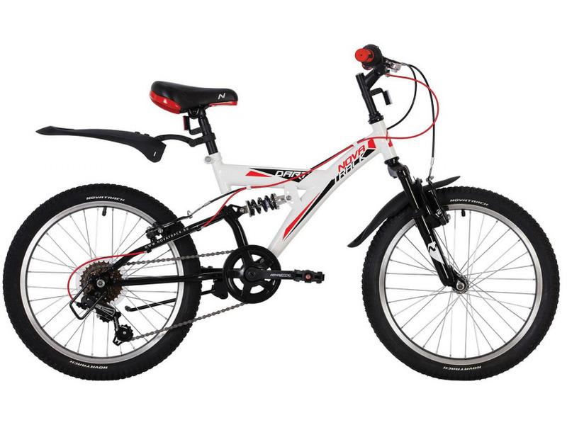 Велосипеды Детские Novatrack Dart 20 (2020) фото