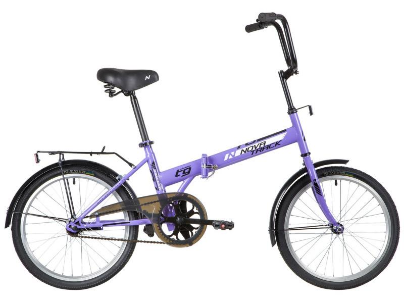 Велосипеды Складные Novatrack TG-20 Classic New 1sp. (2020) фото