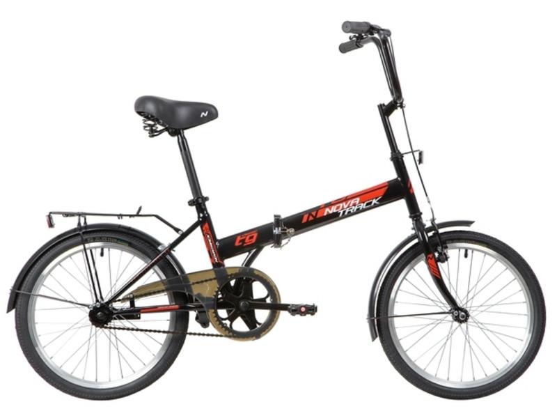 Велосипеды Складные Novatrack TG-30 Classic 1sp. V-brake (2020) фото