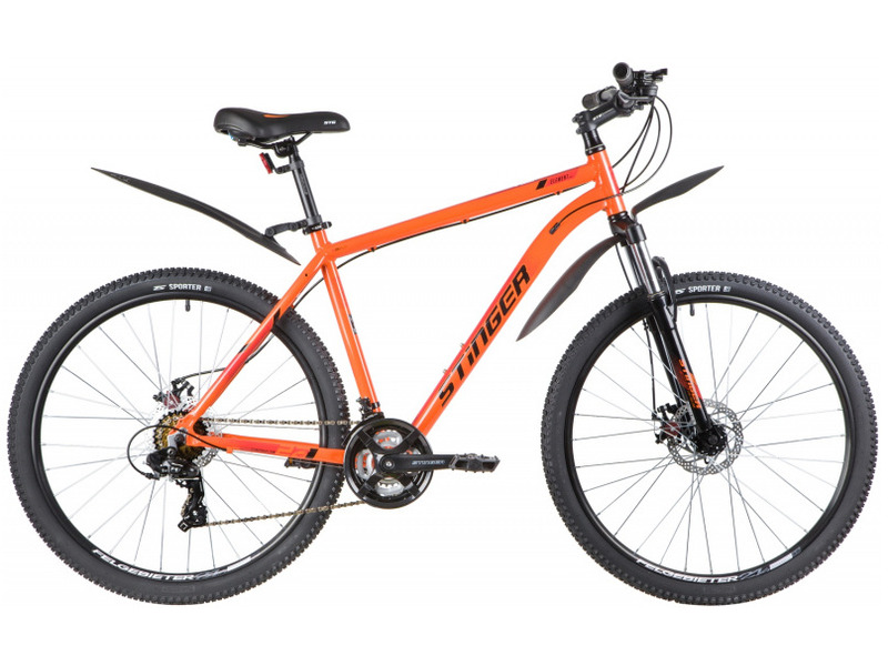 STINGER ELEMENT EVO 27.5 (2020)