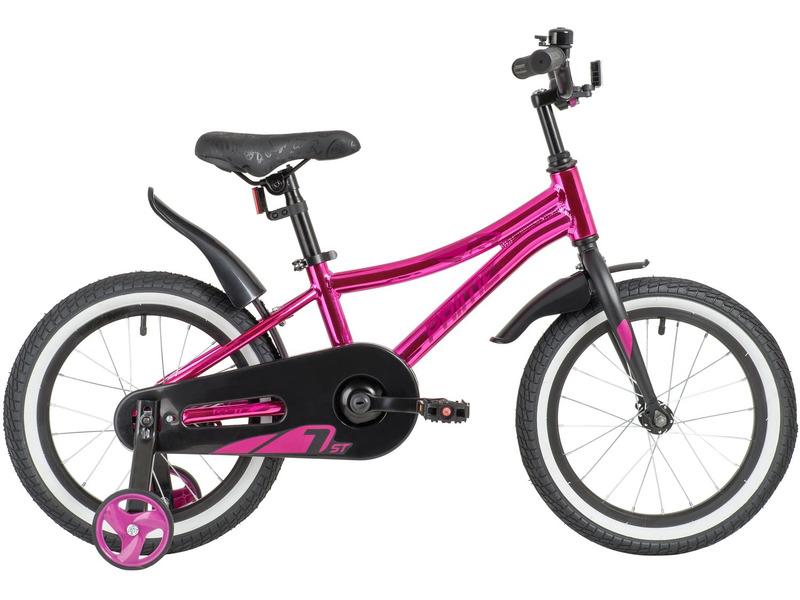 Велосипеды Детские Novatrack Prime 16 (2020) фото